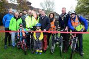 Beaconsfield cycle campaigners receive two national awards